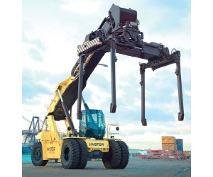 Xe nâng xếp container HYSTER