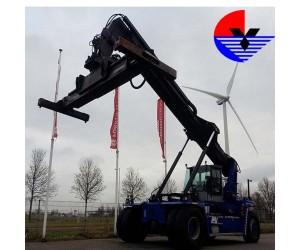 Xe nâng xếp container rỗng KALMAR DRF100-54S6