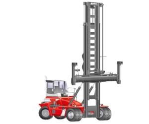 Xe nâng container rỗng KALMAR NEW 100%