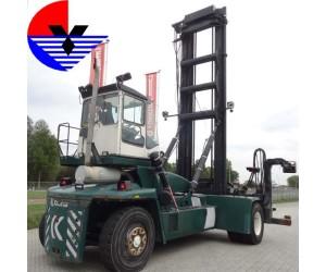 Xe nâng xếp container rỗng KALMAR DCF100-45E5