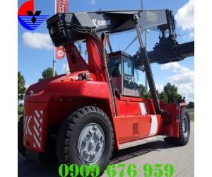Xe nâng xếp container KALMAR DRF450-60S5X-2008