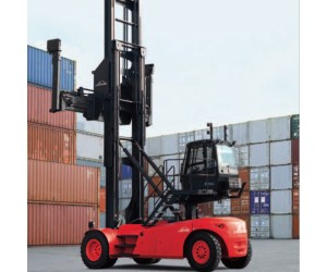 Xe nâng container rỗng LINDE NEW 100%