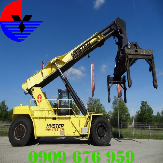 Xe nâng xếp container HYSTER RS4641LS