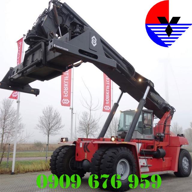 Xe nâng xếp container KALMAR DRF450-65S5-2008