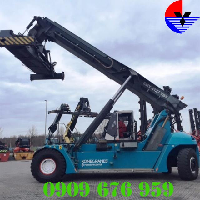 Xe nâng xếp container SMV SC4127-TB5